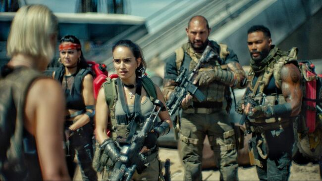 Box Office: Zack Snyder's 'Army Of The Dead' Nabs $780K As 'Godzilla Vs. Kong' Tops 'Bad Boys For Life'