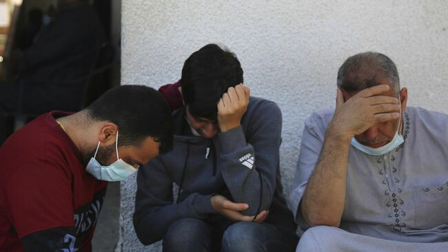 UN Official: Gaza Running Out Of Power And Water In Escalating Crisis