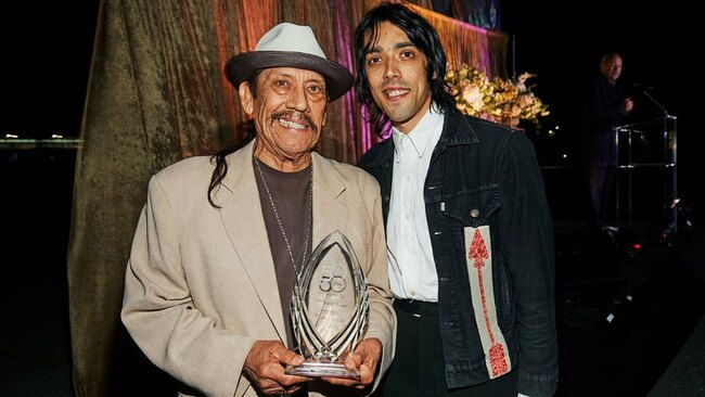 Danny Trejo Believes He Would Be in Prison or Dead if He Didn't Get Sober