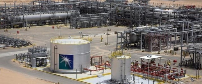 The Saudi Aramco Sale Is A Key Part Of Vision 2030