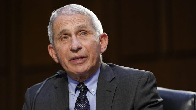 Fauci: Coronavirus Pandemic Unveiled The 'Undeniable Effects Of Racism' In U.S.