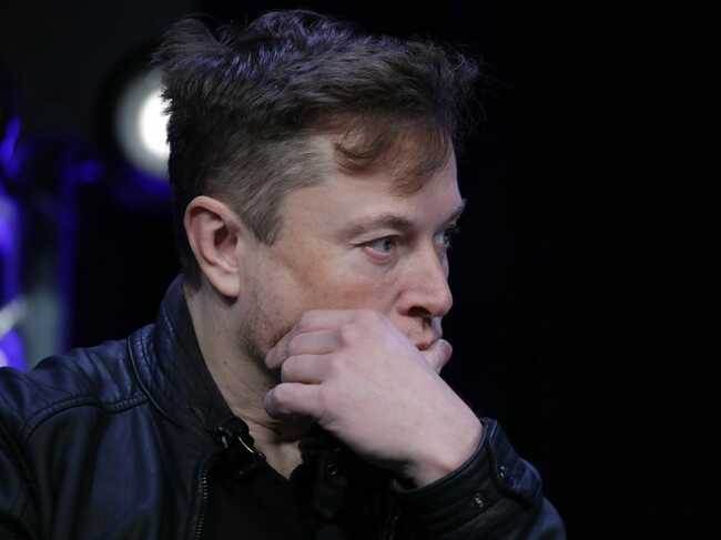 Bitcoin slides after Elon Musk appears to suggest in a tweet that Tesla might dump its holdings of the cryptocurrency