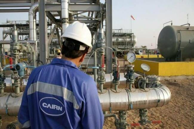 Centre terms report on Cairn move to attach assets as 'speculative'