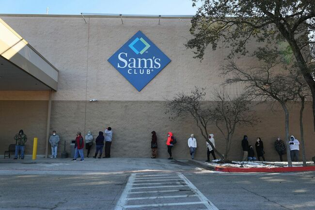 Sam's Club Starts Selling The Gap Clothing