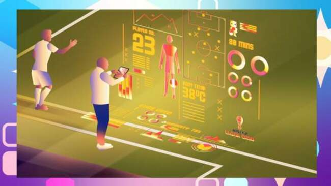 Sport 2050: 60-minute matches and rolling subs - a World Cup like no other?