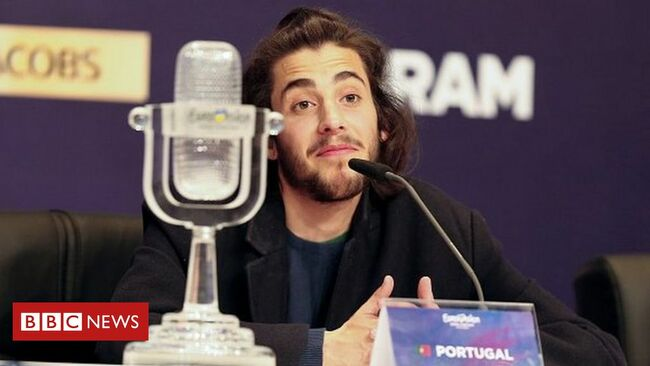Eurovision winner Salvador Sobral says contest is history for him