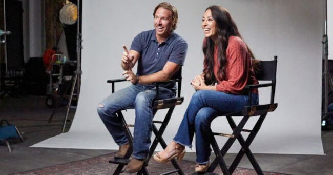 Chip and Joanna Gaines' Biggest Renovation Ever: Building Their Own Network