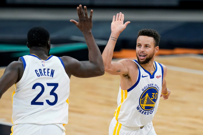 Warriors' Curry among 3 finalists for NBA most valuable player; Green up for defensive honor