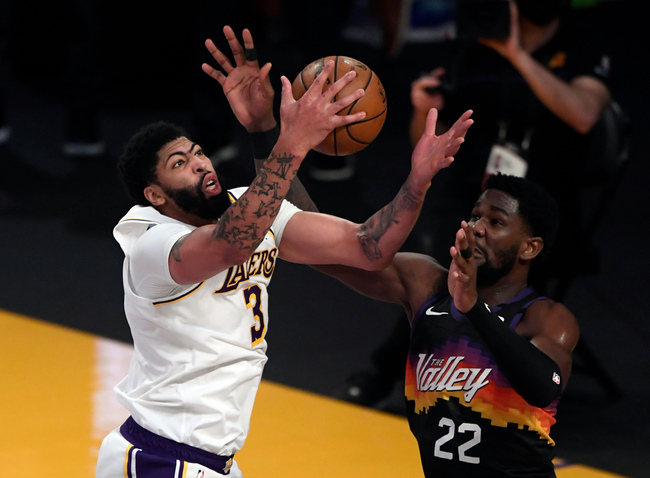Lakers' Anthony Davis focused only on winning: 'I have nothing to prove to anyone'