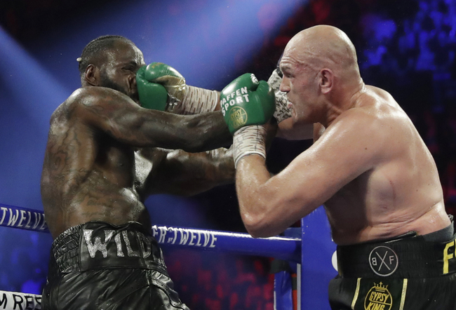 Trilogy: Fury to fight Wilder for a 3rd time on July 24