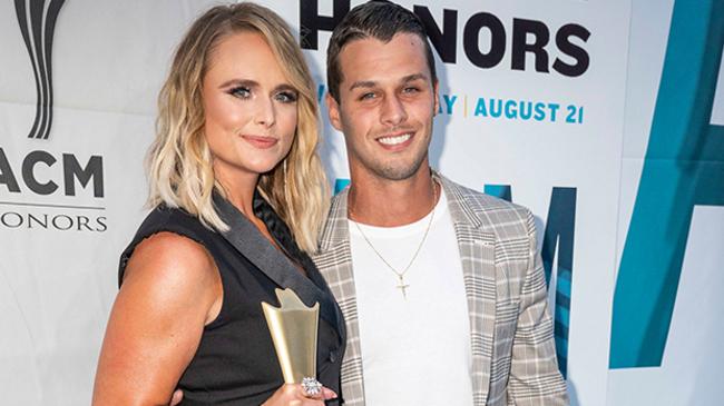 Miranda Lambert Rocks Fringe Skirt & Sings 'Grease' Duet With Husband At Bar Opening — Watch