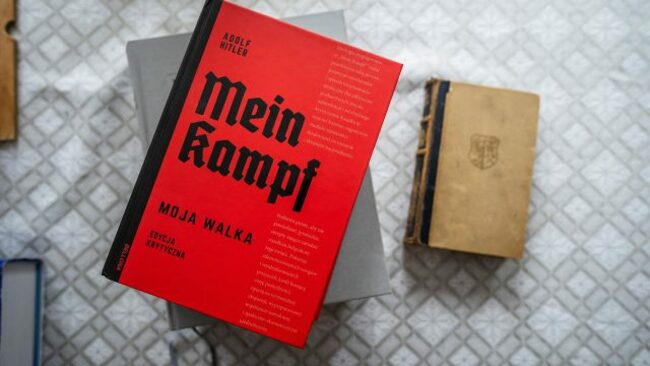 New French edition of 'Mein Kampf' published