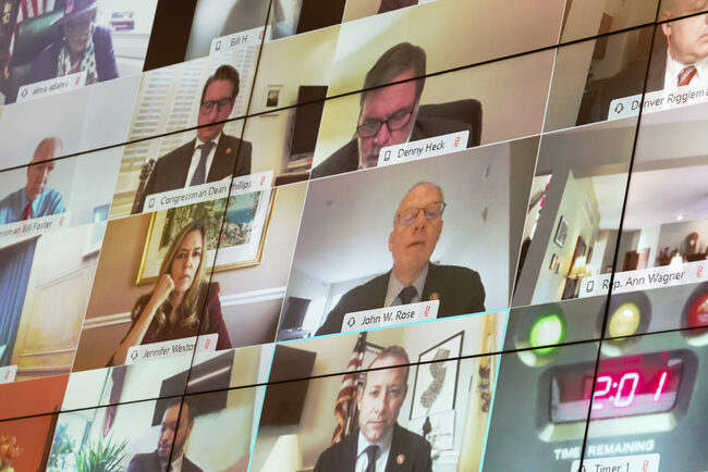 Supporters Hope To Make Virtual Public Hearings Permanent