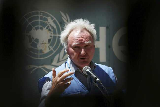 UN agency withdraws director from Gaza after threats
