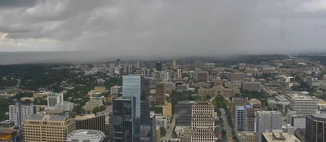 LIST: Top 5 wettest starts to June on record in Austin