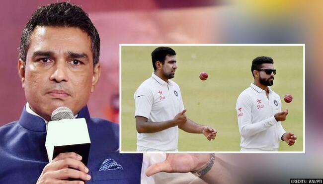Sanjay Manjrekar doesn't consider Ashwin as standout bowler, says 'Jadeja has matched him'