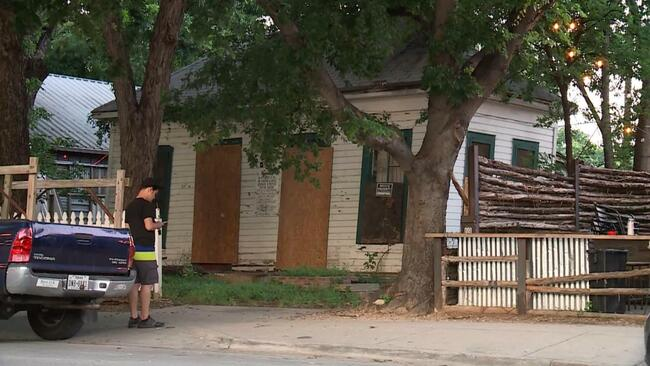 Final home on Rainey Street cleared for demolition