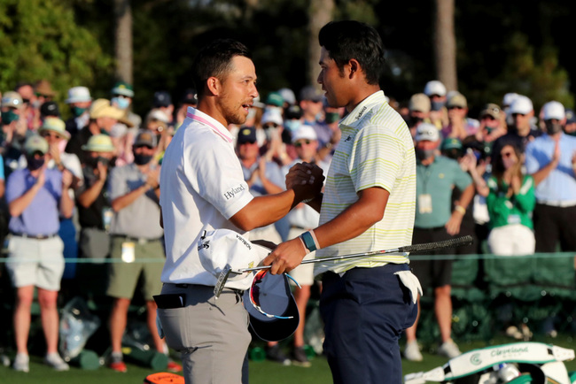 It would have been a titanic comeback for Schauffele, but then it took on water