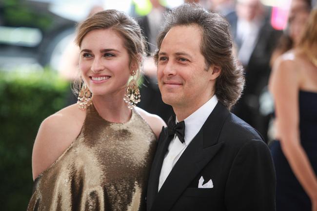 Lauren and David Lauren Welcome Third Son