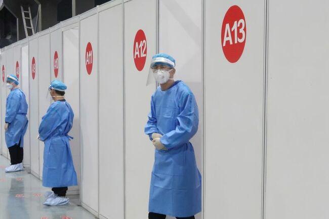 China reports 23 new coronavirus cases on June 13