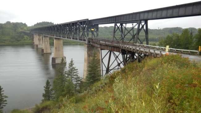 Old Highway 35 bridge in Nipawin closed due to rapidly deteriorating condition