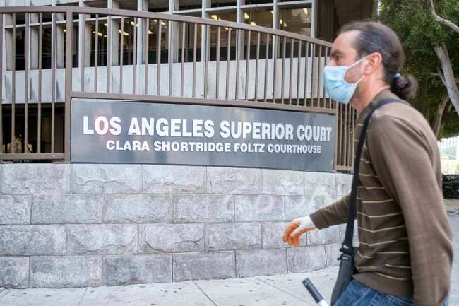 Court access in Southern California remains limited to public despite re-openings elsewhere
