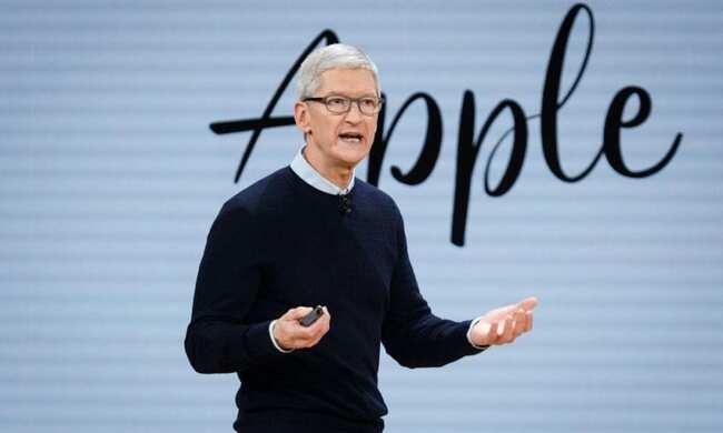 Apple CEO Tim Cook Criticizes EU's Proposed Tech Mandates