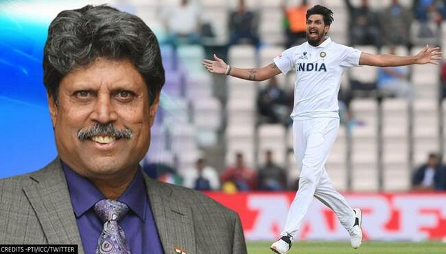 WTC Final: Ishant Sharma broke THIS Kapil Dev's record after dismissing NZ's Devon Conwoy