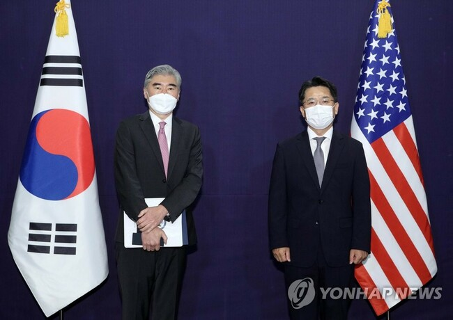 (3rd LD) U.S. envoy hopes N. Korea will accept offer to meet 'anytime, anywhere without preconditions'