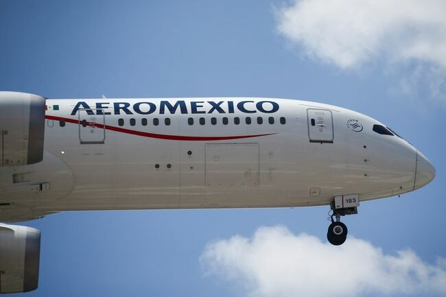 Aeromexico says U.S. bankruptcy court OKs 75 more days to present plan