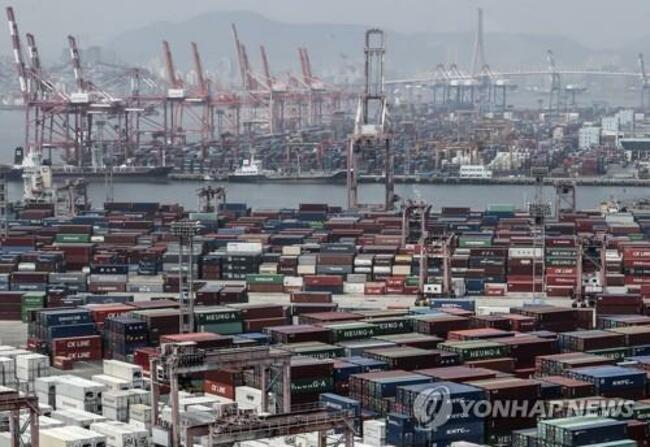 Trade terms fall for 2nd month in May