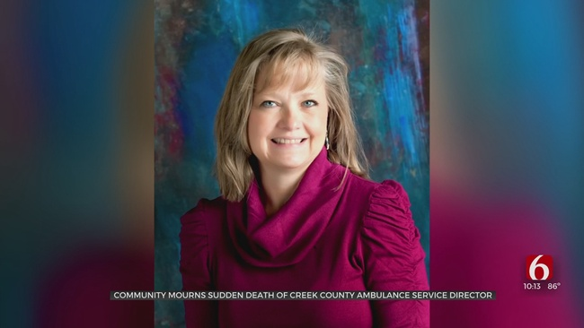 Community Mourns Sudden Death Of Creek Co. Ambulance Director: 'Quite A Legacy'