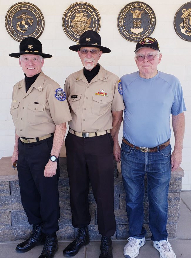 Volunteer Honor Guard offers service opportunities