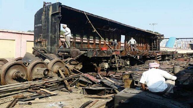 Madhya Pradesh: Indian Railways hits pay dirt, registers record scrap sale