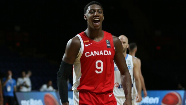 Olympic miss gives Canadian men's basketball team fresh fuel for future