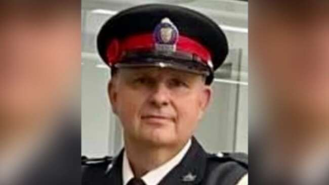 Funeral to be held today for Toronto officer killed in the line of duty