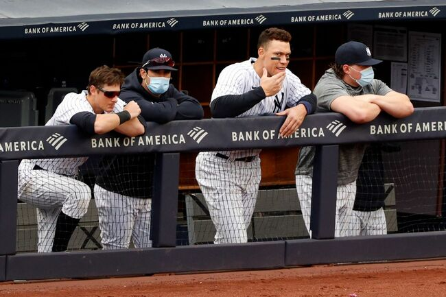 Last-place Yanks 'frustrated' after swept by Rays