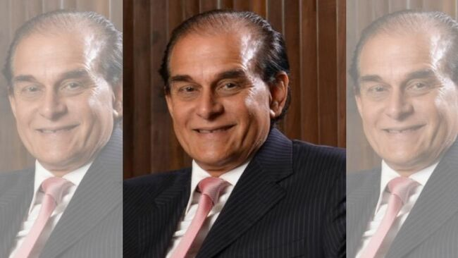 Building a business from scratch helped my journey, says Marico founder Harsh Mariwala