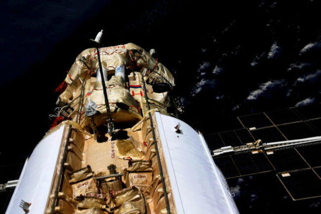 International Space Station thrown out of control by misfire of Russian module — NASA