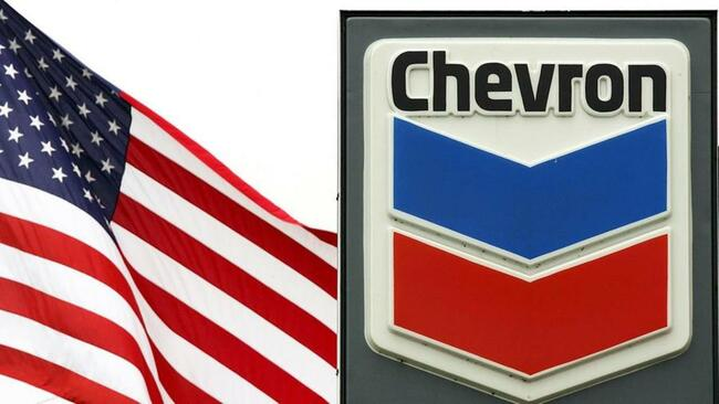 Chevron Stock Moves Higher After Earnings Beat, Share Buyback Plans