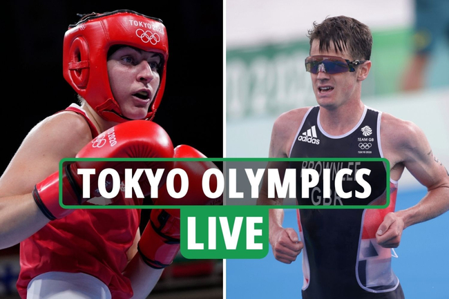 Tokyo Olympics LIVE RESULTS: Team GB HUGE lead in Triathlon mixed relay, Asher-Smith and Artingstall later – updates