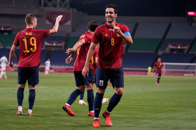 Spain vs Ivory Coast LIVE: Stream FREE, TV channel, kick-off time and team news for Olympic football quarter-final