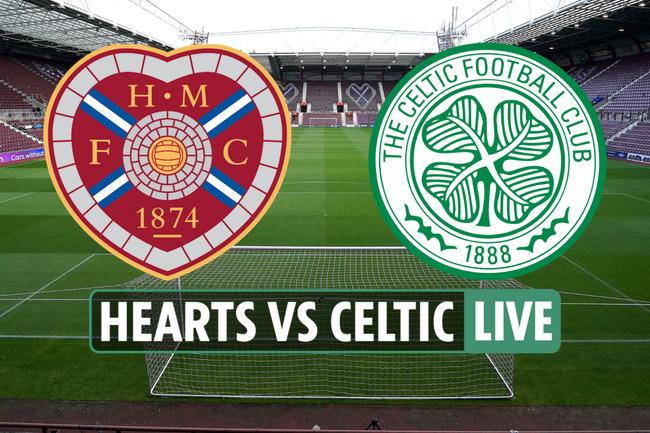 Hearts vs Celtic LIVE: Mackay-Steven gives Jambos lead as Starfelt starts in debut