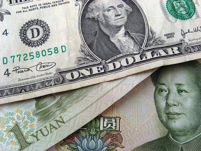 USD/CNY fix: 6.4842 vs prev close 6.4862
