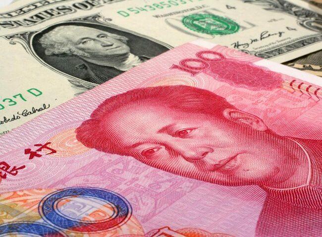 USD/CNY fix: 6.4831 vs the prev close 6.4867