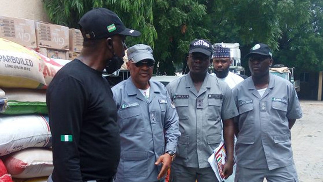 Customs seizes contraband worth N54m in Kano/Jigawa zone in 3 months