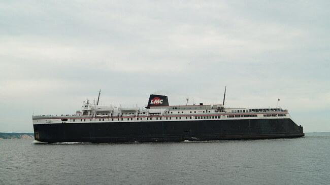 COVID docks S.S. Badger