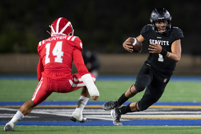 Football Preview: Servite aims to flip the storyline against Trinity League rivals