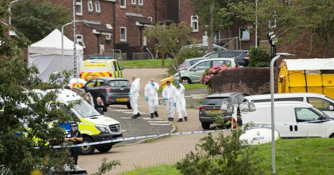 'No motive' yet in Britain mass shooting as police ID suspect