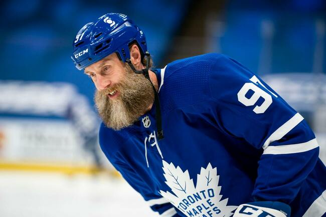 Florida Panthers sign forward Joe Thornton to a 1-year contract